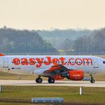 G-EZAC Airbus A319-111 EasyJet