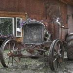 """...und nochmal ein nettes Gefährt... """"Model T Ford Traktor"""" // ...another nice vehicle..."""