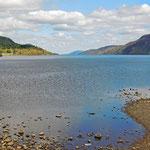 Blick auf Loch Ness Richtung Norden