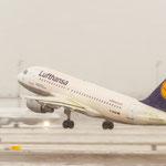 ...weg hier... (Airbus A319-114 / Lufthansa / D-AILB)