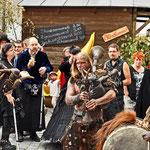 Events in Neuburg an der Donau - Das Mittelalterliche Event Schloßfest ist ein Besuchermagnet