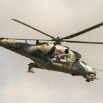 """Mil Mi-24 """"Hind"""" - 221 Sqn (CZE)"""