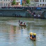 Duell auf der Donau