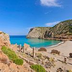 Ostküste - Cala Domestica/Piratenbucht - Kleine Wanderung: Der Aufstieg