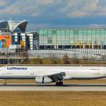 Airbus A321-200 / D-AIST / Lufthansa / MUC