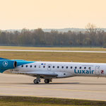 LX-LGZ Embraer ERJ-145LU Luxair