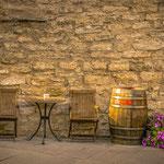 Einladung zum verweilen in den romantischen Gassen der Altstadt