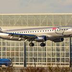 Embraer ERJ190-100LR / OE-IXF / Fly Niki / MUC