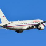 Airbus A320-200 / EI-DXY / Rossiya / MUC
