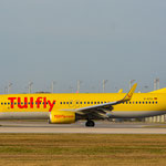 D-ATUI Boeing 737-8K5 TUIfly