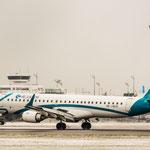 ...wie auch für die Embraer ERJ190-200LR von Air Dolomiti (I-ADJS) aus Verona kommend.