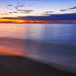 Sonnenaufgang an der Costa Rei - 6:01Uhr
