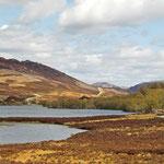 Die Highlands - Loch Tarff