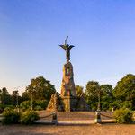 Das Russalka-Denkmal an der Tallinner Bucht
