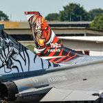 ROOOOAAAAR... Gefährliche Begegnungen  - Rafale M der 11F (FRA) und F-16 der 192 Filo (TUR)