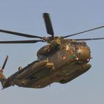 Die CH-53 aus Laupheim gehören jetzt zur Luftwaffe