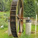 Ausflugsziel Scheidegger Wasserfälle