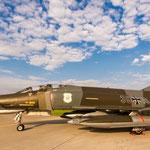 Die F-4F war auch am Donnerstag ein begehrtes Motiv