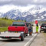 Richardson Highway - Alaskanisches Verkehrsleitsystem