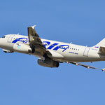S5-AAR Airbus A319-112 Adria Airways