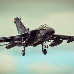 Der Panther der 51er im Landeanflug