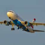OE-LBK Airbus A320-214 Austrian Airlines