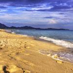Costa Rei - Blick Richtung Norden