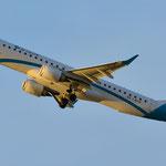 I-ADJK Embraer ERJ190-200LR Air Dolomiti