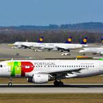 CS-TTN Airbus A319-111 TAP Portugal