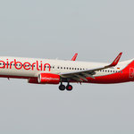 D-ABML Boeing 737-86J Air Berlin