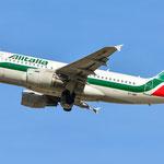 EI-IMR Airbus A319-111 Alitalia