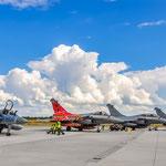 Mirage und Rafale der Französischen Luftwaffe