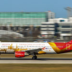 9H-AEO Airbus A320-214 ir Malta(Valletta European Capital of Culture 2014 livery)