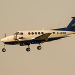 D-IKOB Beech B200 Super King Air Jet Executive