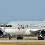 A7-BCF Boeing 787-8 Dreamliner Qatar Airways