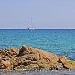 Strandansichten - Endlose Weiten (bei Chia)