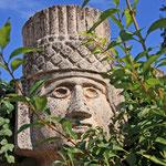 Statue im Parco Natura Viva bei Bussolengo