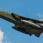 Überflug Tornado der WTD61 aus Manching mit angelegten Ohren ;)