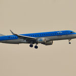 PH-EZE Embraer ERJ190-100 KLM Cityhopper