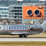 OE-INP Canadair CL605 Challenger VistaJet