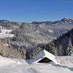 Januar - Wintertraum im Sudelfeld / Mangfallgebirge