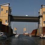 Niedrigwasserschleuse Magdeburg