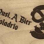 das atelier-weiden A Musi A Bier Holadrio