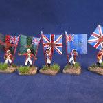AWI Britische Fahnenträger