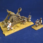 Kreuzzüge Templer Katapult STRELETS A010