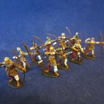 100 Jähriger Krieg Englische Bogenschützen