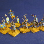 Kreuzzüge Königreich Jerusalem CAESAR H086