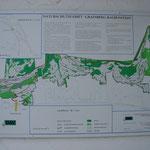 Übersicht über das Naturschutzgebiet