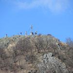 Der Gipfel der Milseburg.