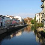 """In der """"Stadt des Wassers"""" Treviso ist  Wasser durch zahlreiche Kanäle fast so präsent wie in Venedig."""